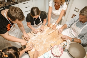 Name your recipe: food tour and workshop in Arezzo