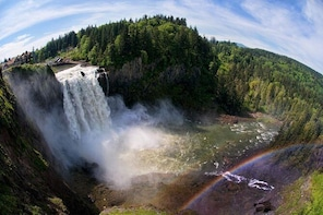 Snoqualmie Falls and Seattle City Tours