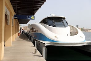 Private Guided Dubai City tour with Ferry Ride