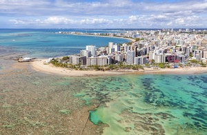 Full Day Panoramic City Tour Maceio and Francês Beach