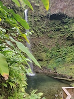 Dominica Waterfall Experience