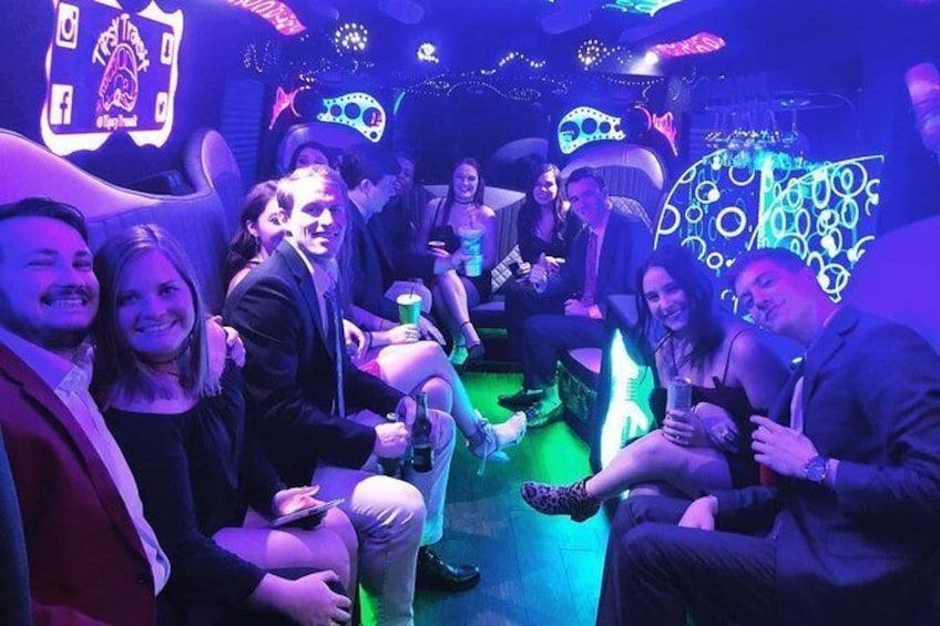 Show item 2 of 7. Party Bus