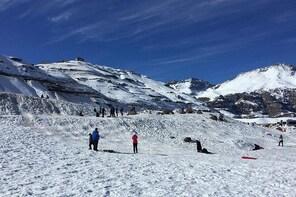 PANORAMIC LOS ANDES MOUNTAIN SKI CENTERS TOUR