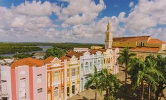 Half Day City Tour João Pessoa - Brazil