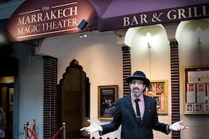 Skip the Line: Marrakech Magic Theater: Jay Alexander Mind Tricks Live Show