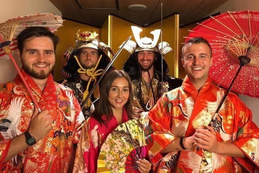 Show item 4 of 7. General Admission Tickets to Samurai Museum