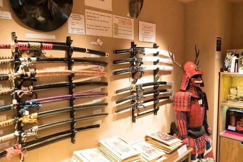Show item 2 of 7. General Admission Tickets to Samurai Museum
