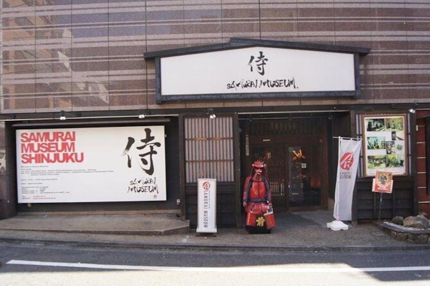 Show item 7 of 7. General Admission Tickets to Samurai Museum