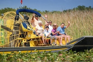 90-min Everglades Airboat Tour Central Florida