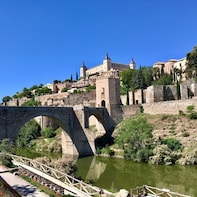 Toledo day trip by train from Madrid