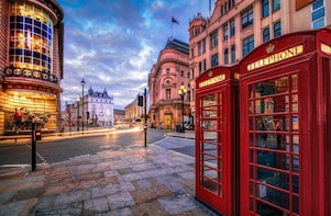 LAYOVER LONDON TOUR: 6 Hours Private Tour for 1-4 Travellers
