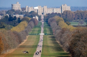 LAYOVER WINDSOR TOUR: 6 Hours Private Tour for 5-8 Traveller