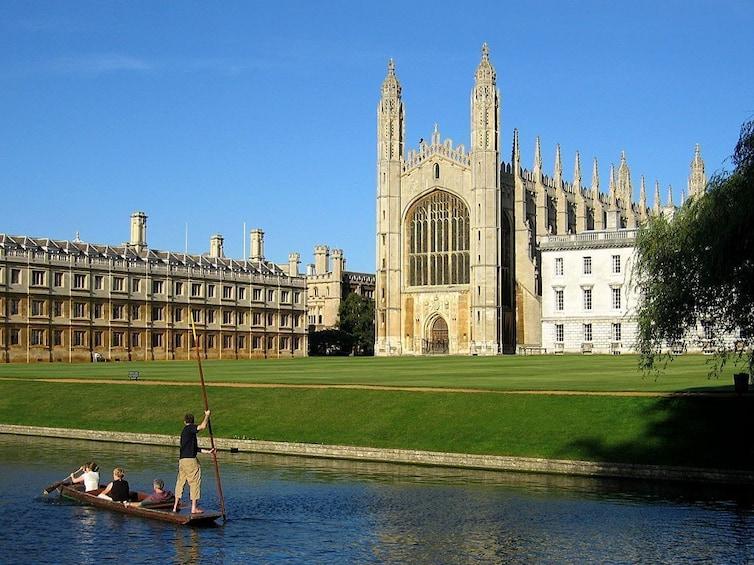 Cambridge and Woburn Abbey Tour