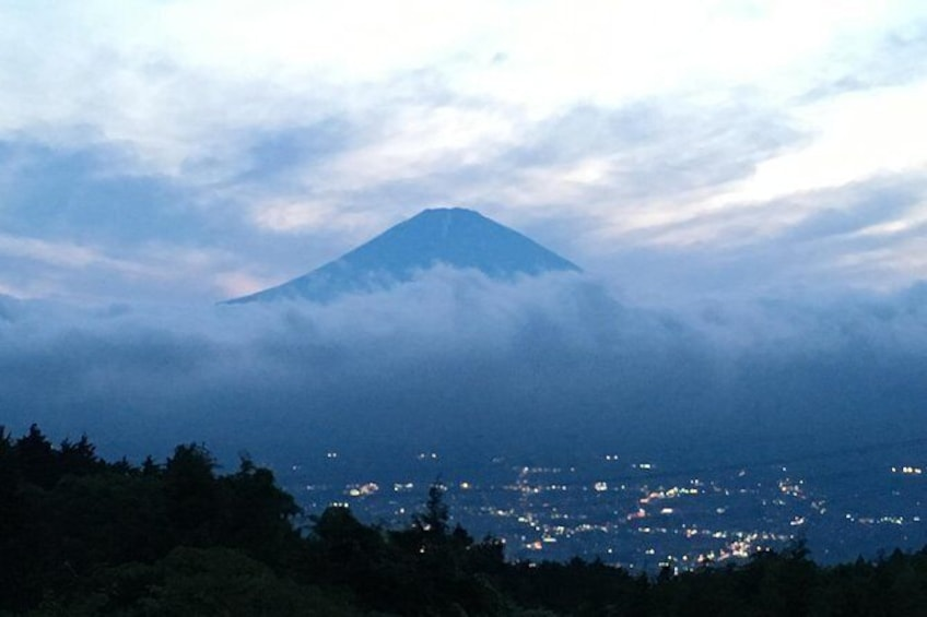Show item 2 of 10. Private Mt Fuji and the Gotemba Outlet in One Day from Tokyo