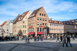 Nuremberg Self-Guided Audio Tour