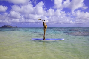 Stand Up Paddle Self Guided Tour in Kailua