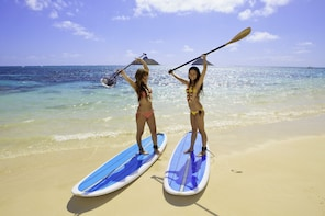 Stand Up Paddle Lesson in Kailua