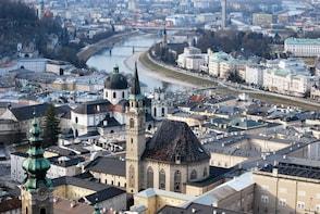 Salzburg Self-Guided Audio Tour