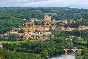 Half-day sighseeing tour in the Dordogne Valley