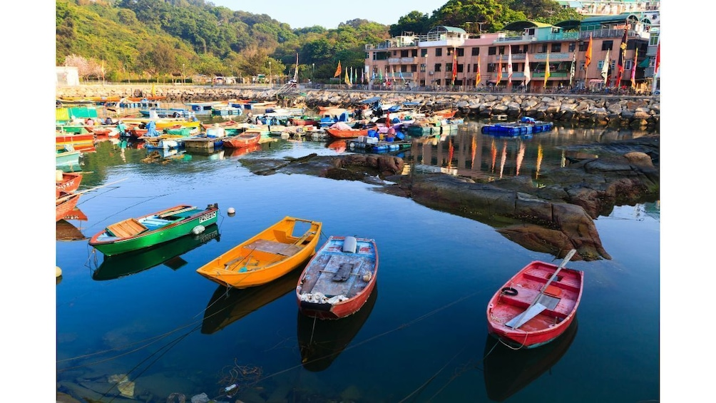 Show item 5 of 10. The Heritage of Cheung Chau