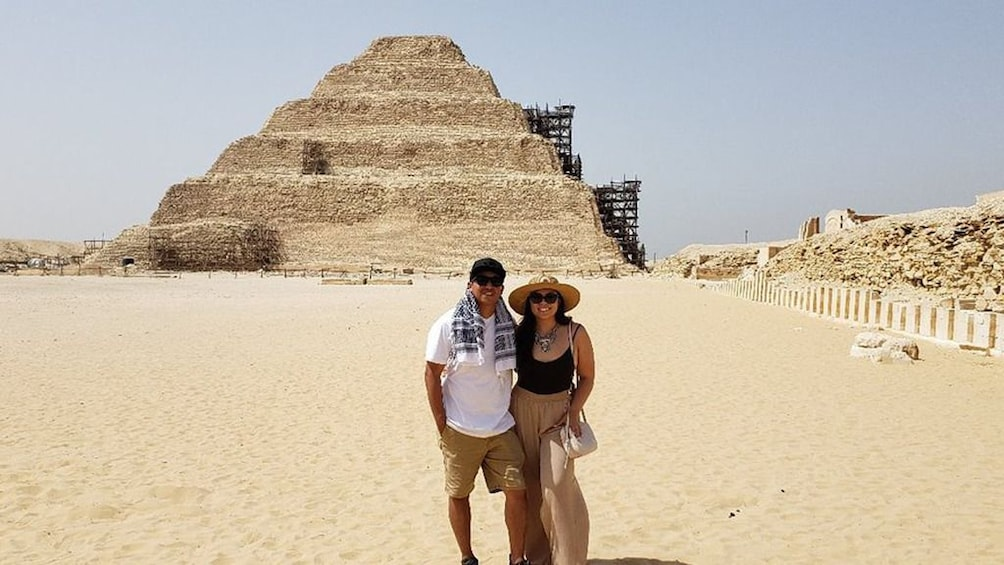 Two Day Tour to Cairo from Dahab