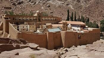 private tour to Mount Sinai & St.Catherine Monastery