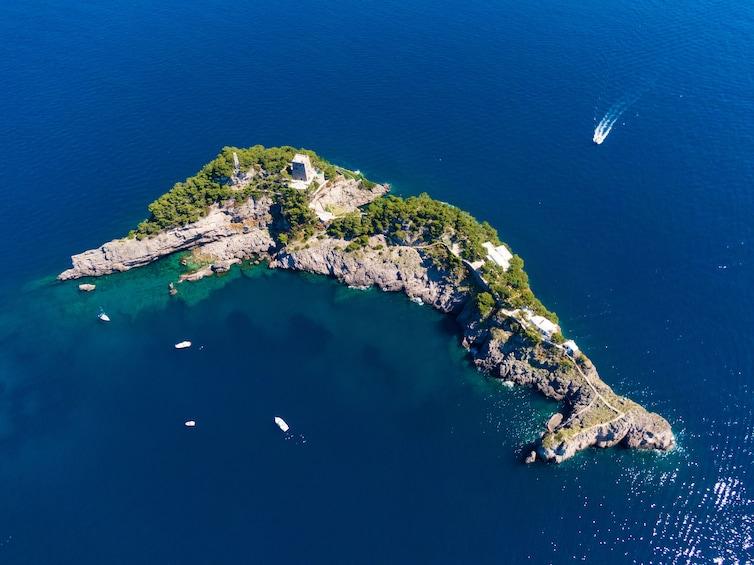 The Amalfi Coast by boat, a wonderful experience!