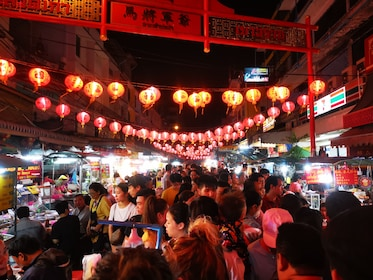 Bangkok Chinatown Night Food Tour