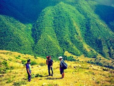 Himalaya Nag Tibba trek tour from Delhi