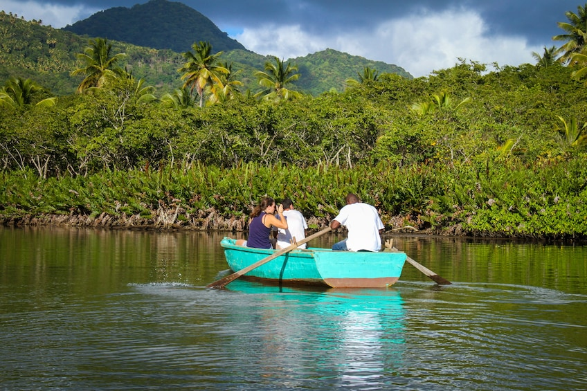 Syndicate Hike & Indian River Boat Tour