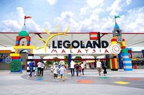 Legoland Johor Bahru to Kuala Lumpur 1-way Transfer