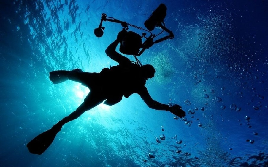 Show item 1 of 2. Scuba Dive With Photography – Havelock