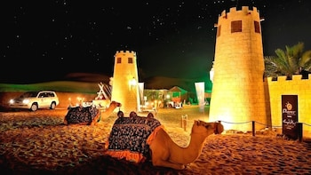 DUBAI DESERT SAFARI & BBQ DINNER