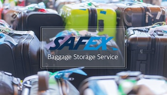Safex Luggage Storage Services in Seoul