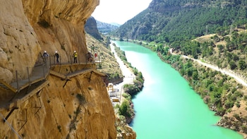 Caminito del Rey: Guided tour + Brewery + Olive Oil Mill