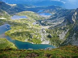 7 Rila Lakes Hike and Rila Monastery- Private Day Trip