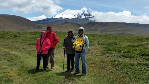 Antisana Volcano Private Full Day Tour
