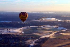 Australia Sydney Camden Valley Sunrise Balloon Flight