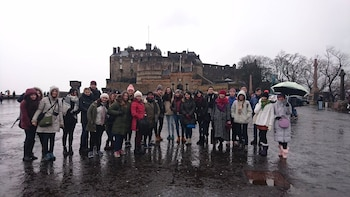 4-Day Edinburgh and the Scottish Highlands from Oxford