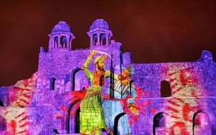 Golconda Fort Light & Sound Show Experience