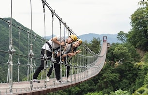 Gapyeong Zip line Experience