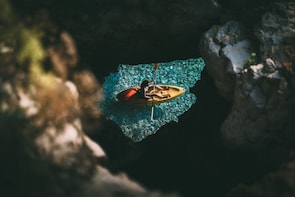 KAYAK TOUR WITH CAVE EXPERIENCE