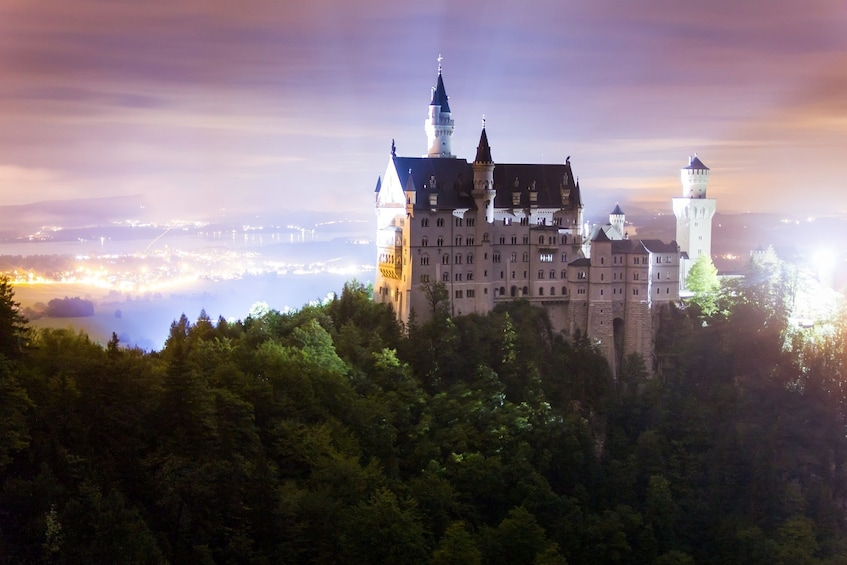 Show item 1 of 7. Day Tour to Neuschwanstein Castle (12h, chauffeur, guide)