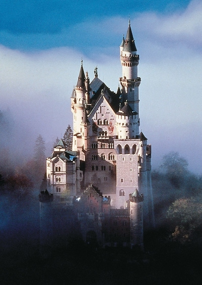 Show item 5 of 7. Day Tour to Neuschwanstein Castle (12h, chauffeur, guide)