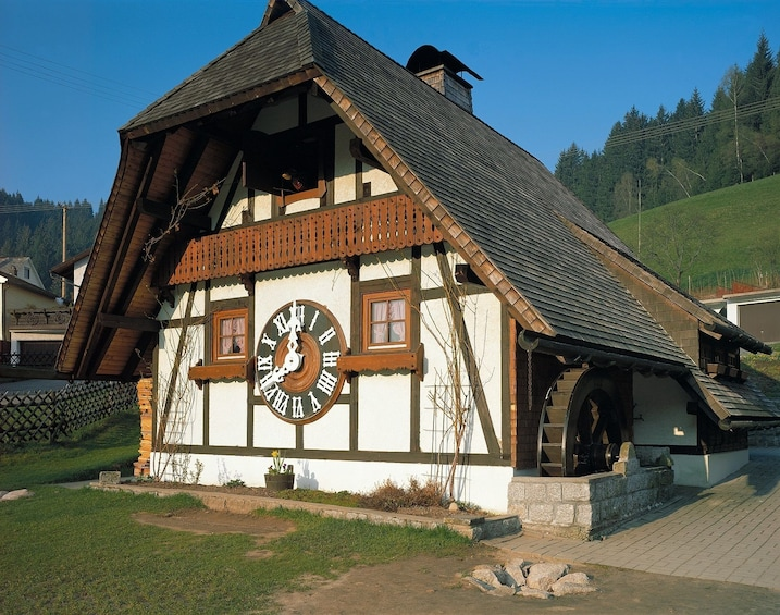 Show item 3 of 5. Day Tour through the Black Forest (8h, chauffeur, guide)