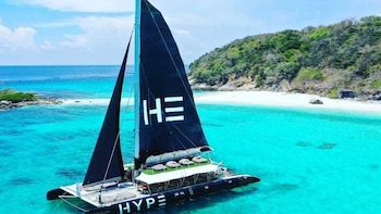 Hype Luxury Catamaran Experience