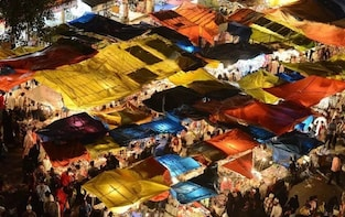 Hyderabad Signature Shopping Streets Tours