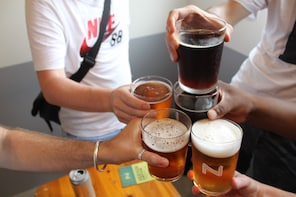 Nara : Craft Beer Walking Tour