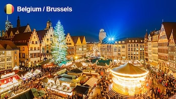 Christmas & New Year 10 Day European Tour - From Oxford