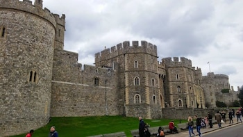 Full Day Oxford, Windsor & Eton Tour from London